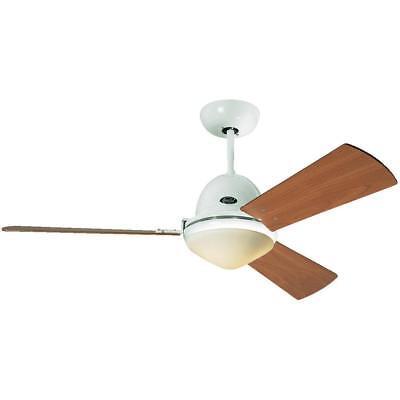 CasaFan Libeccio Ceiling Fan, 3 Blades, White Casing, BNIB, Box Damage, Home (A)
