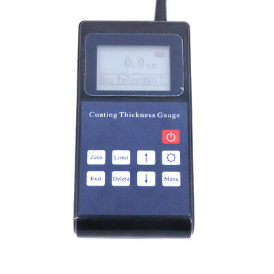 Leeb211 Eddy Current Portable Coating Thickness Gauge