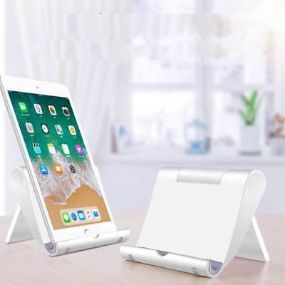 Foldable Cell Phone Desk Stand Holder Tablet iPhone Car Universal Mount Desktop ()