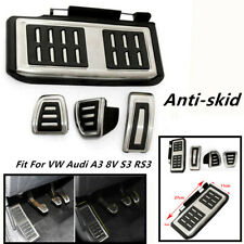 Anti-skid Car Manual Pedal Fit For Audi A3 8V S3 RS3 With ...