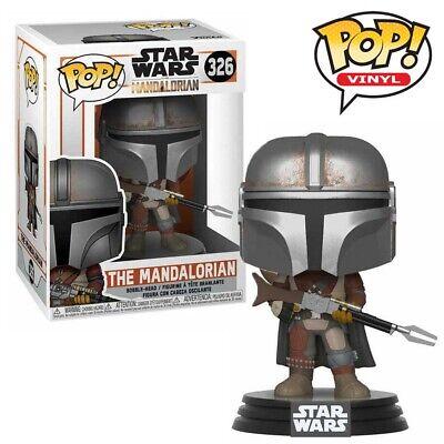 Mandalorian 2 Official Star Wars Mandalorian Funko Pop Vinyl Figure Collectables