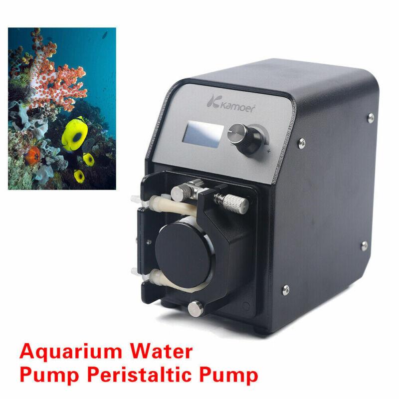 Aquarium Tank Calcium Reactor High Precision Peristaltic Circulation Pump 0-80℃