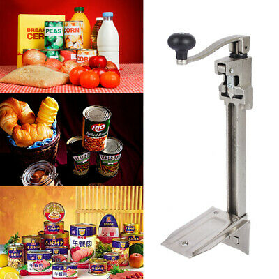 11 Large Heavy-duty Commercial Kitchen Restaurant Food Big Can Opener Table Usa