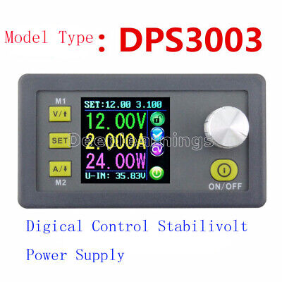 Digital Programmable Step-down Power Supply Module 32v3a Adjustable Output