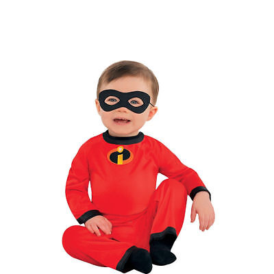 Disney Pixar The Incredibles 2 Baby Jack Jack Costume - Baby Jack Costume