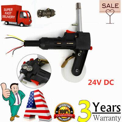 Dc 24v Motor Mig Welding Spool Gun Push Pull Feeder Aluminum Welding Torch