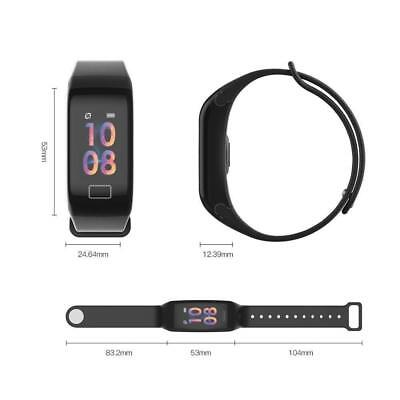 SMARTWATCH SMART BRACELET ANDROID IOS BLUETOOTH SEGNA PASSI IP67