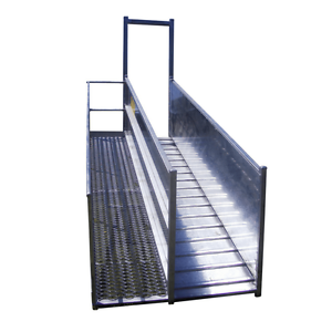 Atlex 3.6m Fixed Height Permanent (Flatpack) Sheep Loading Ramp Port Lincoln Port Lincoln Area Preview