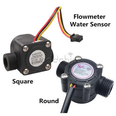 1-30lmin Meter G12 Water Flow Sensor Fluid Flowmeter Sensor Switch Counter