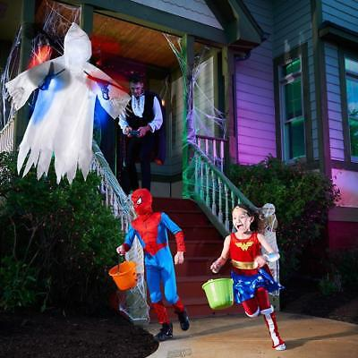 Flying Ghost Halloween (The Remote Controlled Glowing Flying Ghost)