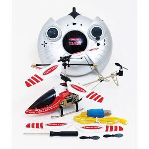 Radio-Control-Micro-Twister-Pro-2-4GHz-3-Channel-Helicopter
