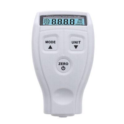 Paint Thickness Gauge Meter Coating Thickness Gauge Paint Depth Gauge Meter P9n0