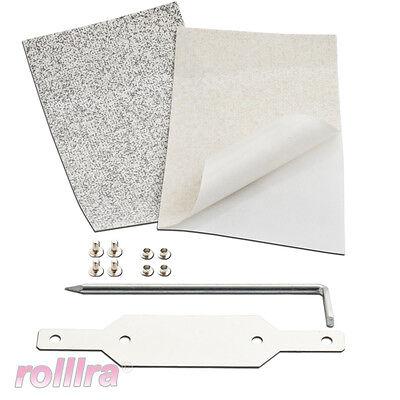 Rollladen Rolladen Gurt Gurtband Reparatur für MAXI 23mm ohne Ausbau mit Nieten