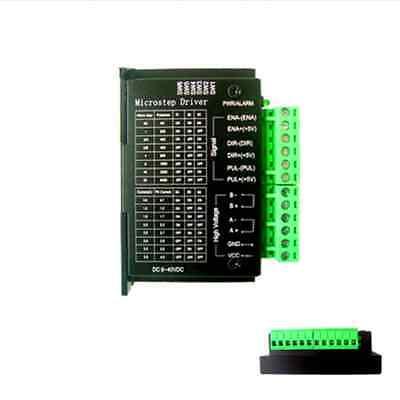 4a Tb6600 Stepper Motor Driver Controller 942v Ttl 16 Micro-step Cnc 1 Axis