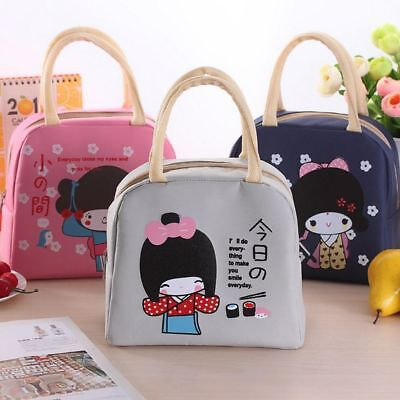 Bento Portable Insulation Japanese Lunch Boxes Lunch Bag Food Bag Thickening