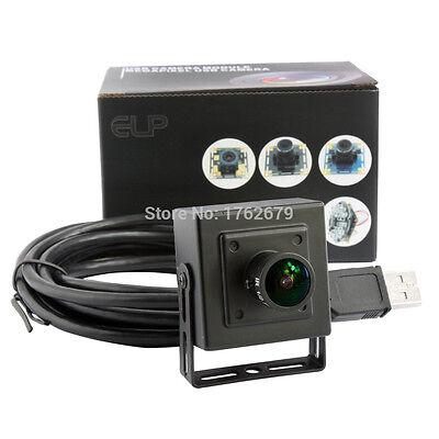 CMOS Camera Video 5MP 170° Fisheye Lens Webcam for Raspberry PI Windows Android