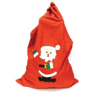 giant christmas santa sack stocking extra large red father xmas gift present bag