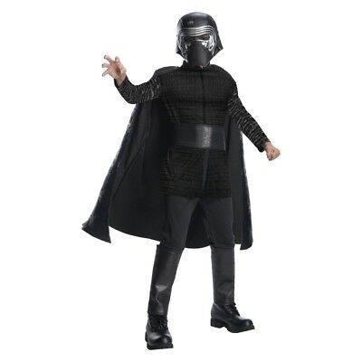 Star Wars The Last Jedi Kylo Ren Child Halloween Costume Small 4-6