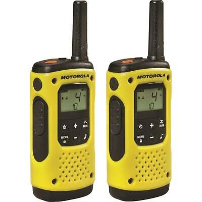 10Km Motorola TLKR T92 Floating Walkie Talkie 2 Way Radio Twin