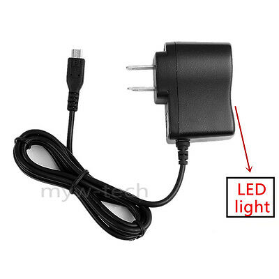 AC/DC Wall Charger Power Adapter Cable For JBL Flip 2 Wireless Bluetooth Speaker