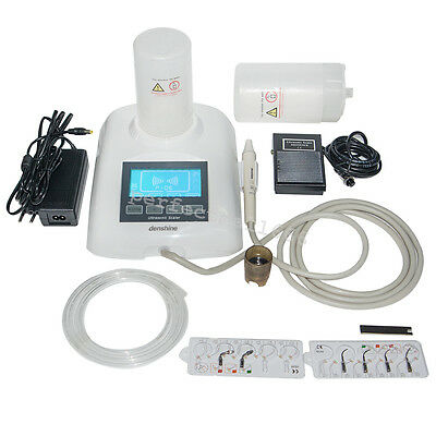 Lcd Dental Piezo Ultrasonic Scaler Fit Cavitron Self Contained Water Machine