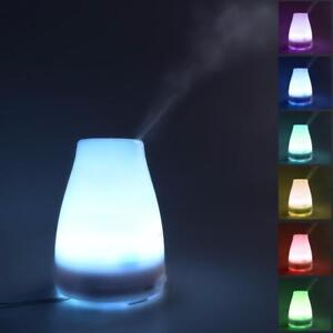NEW 7 COLOR LED AROMA HUMIDIFIER OIL DIFFUSER 1509S
