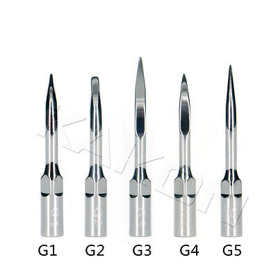 Dental Ultrasonic Scaling Tip G1 G2 G3 G4 G5 For Uds Ems Woodpecker G Scaler