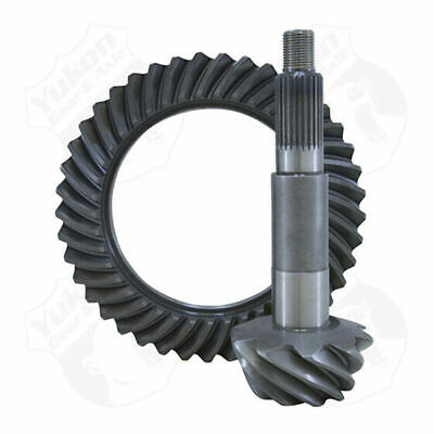 High performance Yukon replacement Ring & Pinion gear set for Dana 44 in a 4.56