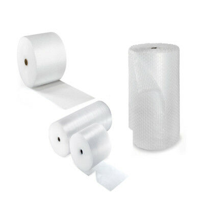 Bubble Wrap 50m x 750mm Roll Large Bubble Packaging Cushioning Storage Shipping