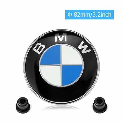 BMW Emblem Logo Replacement for Hood/Trunk 82mm for ALL Models BMW E30 E36 E46 E
