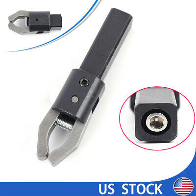 Details about  /Automatic Lathe Feeder Pulling Clip CNC Lathe Bar Puller Φ16 Round Handle
