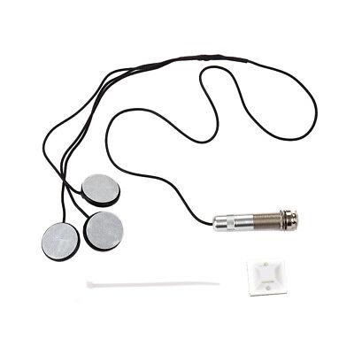 Triple-Sensor Pickup Piezo Transducer for Electronic Acoustic Guitar Parts L5W9