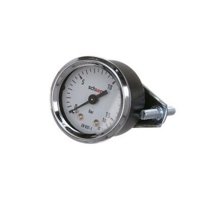 Schaerer Pressure Gauge 16 Bar 63711 For Coffee Art Plus Ambiente 3370063711