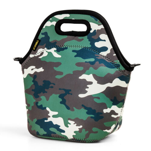 Neoprene Lunch Bag for Women Insulated Lunch Box for Men Wor