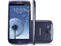 Wanted samsung s3