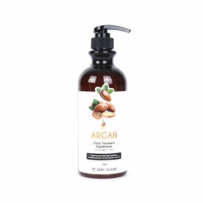MAY ISLAND Professional Clinic Treatment Conditioner Argan - 750ml + Gift