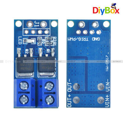 High-power Mos Fet Trigger Drive Switch Module Pwm Regulator Control Panel