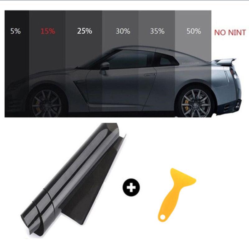 Protector Car Window Tint  Sunshade Film Glass Sticker 15% 2