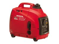 Honda EU10i Portable Inverter Generator 1.0kW