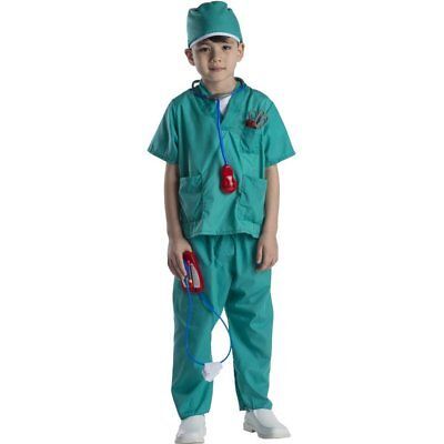 s Surgeon Role Play Dress Up Set 3-7 Years (Kids Dress Up-set)