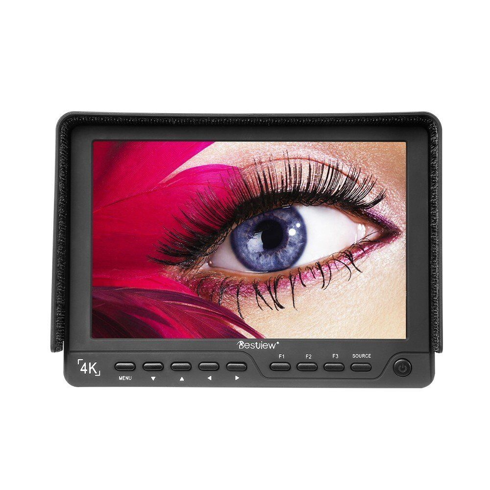 "BESTVIEW S7 4K camera HDMI HD monitor video TFT field 7"" inc"