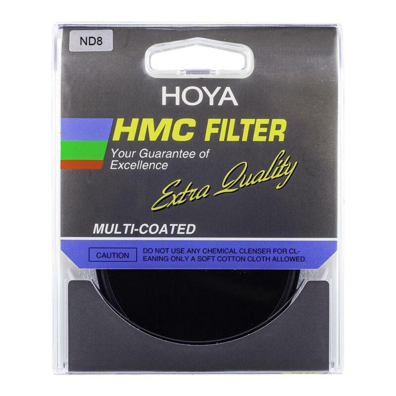 Hoya HMC 72mm ND-8 (0.9) Neutral Density Filter *AUTHORIZED HOYA USA DEALER*