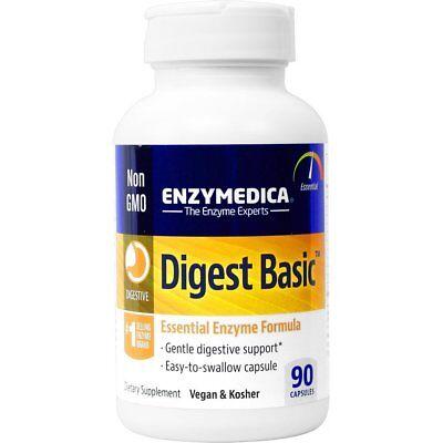 Enzymedica Digest Basic Essential Digestive Enzymes - 90 Capsules