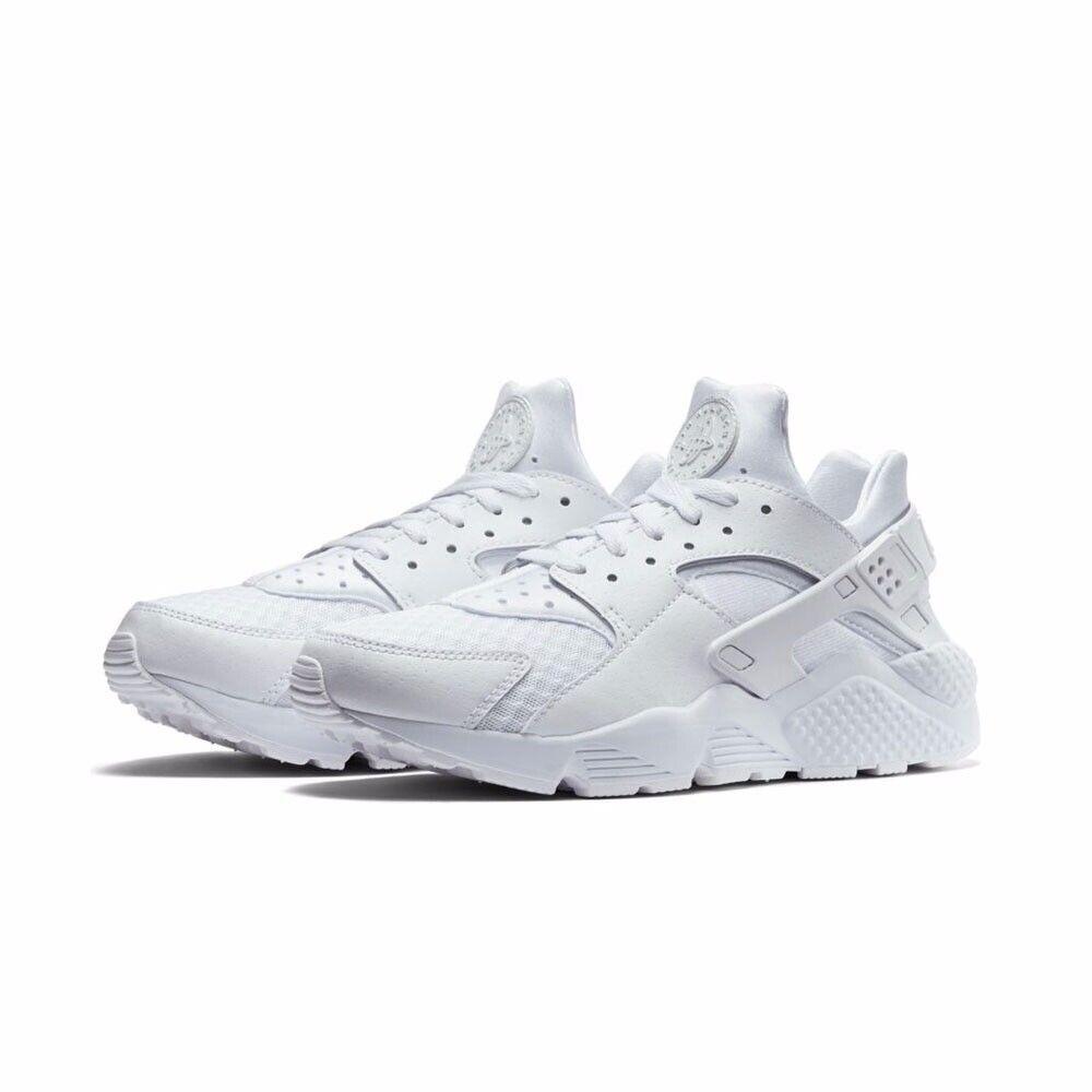 5c49c76f00077 Nike Air Huaraches - Pure Platinum White - UK size 9 (Brand New In Box)
