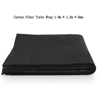 Carbon Fiber Welding Blanket Torch Shield Plumbing Heat Fire Sink 1.8m1.2m6mm