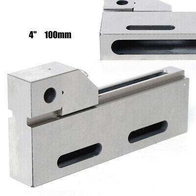 Top Quality Wire Edm High Precision Vise Stainless Steel 100mm Jaw Opening Usa