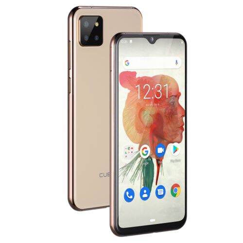 Cubot X20 Pro 6+128GB Rosy Gold 4G Smartphone Handy Android 9.0 Octa Core Unlock