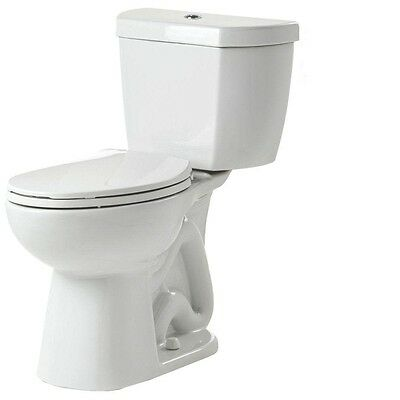 Niagara Furtiveness 0.8 GPF 2 In keeping snap Immaculate Elongated Toilet, Tank, Wheel & Backside
