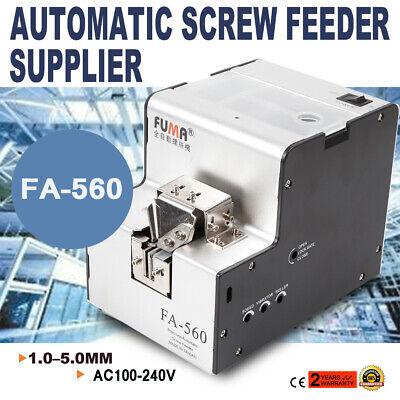 Automatic Screw Feeder Counter Function Conveyor Machine Adjustable 1.0 Mm5.0mm