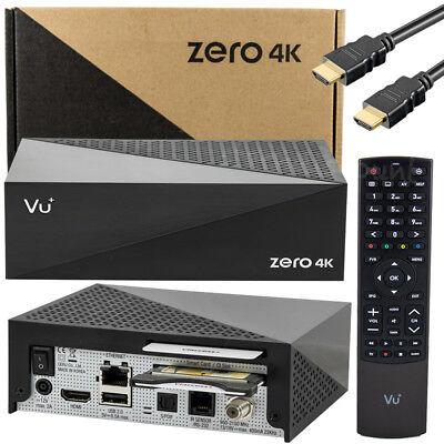 VU+ Zero 4K SAT-Receiver mit 1x DVB-S2X Tuner E2 Linux UHD HDTV IPTV Multistream online kaufen